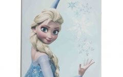Elsa Canvas Wall Art