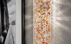 Italian Glass Wall Art