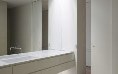 Large Bathroom Wall Mirrors