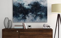 Large Horizontal Wall Art