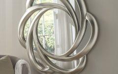 Swirl Wall Mirrors