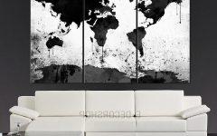 Large White Wall Art