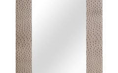 Leather Wall Mirrors