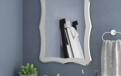 Logan Frameless Wall Mirrors