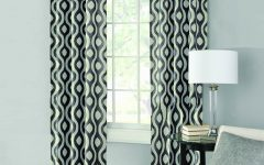 Room Darkening Window Curtain Panel Pairs