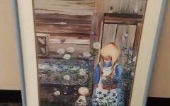 Framed Folk Art Prints