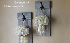 Mason Jar Wall Art