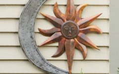 Outdoor Medallion Wall Art