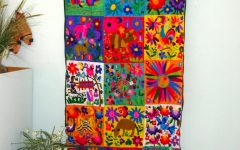 Mexican Fabric Wall Art