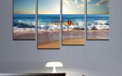 Modern Large Canvas Wall Art