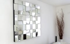 Contemporary Mirror Wall Art