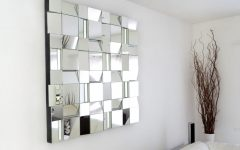 Decorative Contemporary Wall Mirrors
