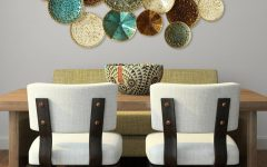 Multi Plates Wall Décor by Stratton Home Decor