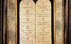 10 Commandments Wall Art