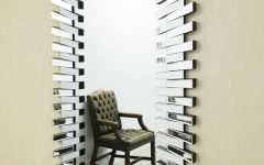 Modern Rectangle Wall Mirrors