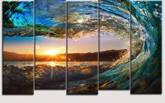 Ocean Canvas Wall Art