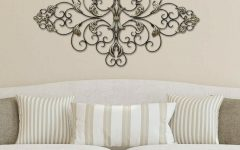 Scroll Wall Décor by Fleur De Lis Living