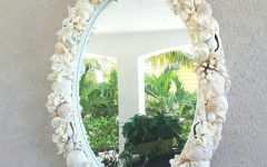Seashell Wall Mirrors