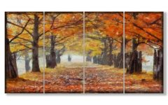 4 Piece Wall Art Sets