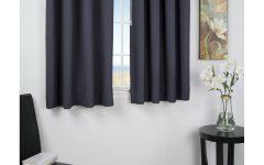 Ultimate Blackout Short Length Grommet Curtain Panels