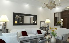 Wall Mirrors For Living Rooms