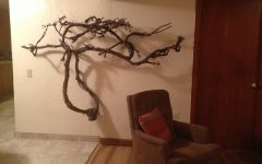Grape Vine Wall Art