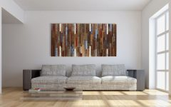 Dark Wood Wall Art