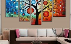 Inexpensive Abstract Wall Art