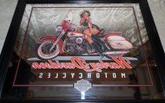Harley Davidson Wall Mirrors