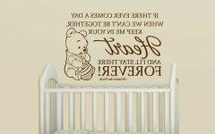 Winnie the Pooh Wall Art for Nursery