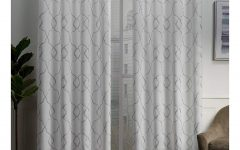 Woven Blackout Curtain Panel Pairs with Grommet Top