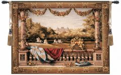 Blended Fabric Chateau Bellevue European Tapestries