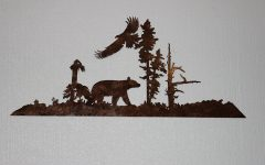 Country Metal Wall Art