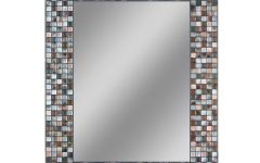 Mosaic Wall Mirrors