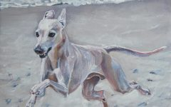 Italian Greyhound Wall Art