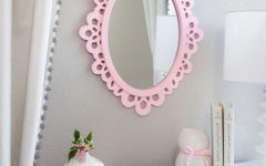 Girls Wall Mirrors