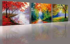 Canvas Landscape Wall Art