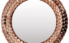 Copper Wall Mirrors