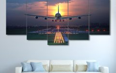 Landing Art Wall Decor