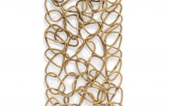 Wicker Rattan Wall Art