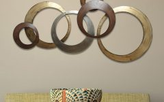 Rings Wall Décor by Stratton Home Decor