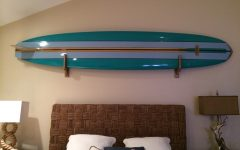 Surf Board Wall Art