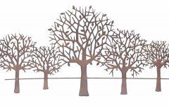 Tree Wall Art Sculpture