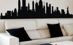 New York 3D Wall Art