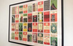 Penguin Books Wall Art