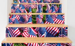 American Flag 3d Wall Decor