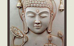 3D Buddha Wall Art