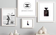 Chanel Wall Decor