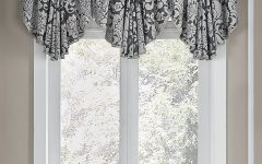Circle Curtain Valances