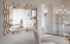 Large Decorative Wall Mirrors